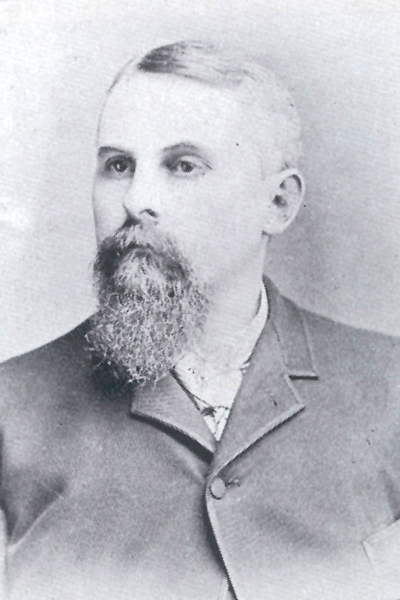 William James Lumsden, M.D.