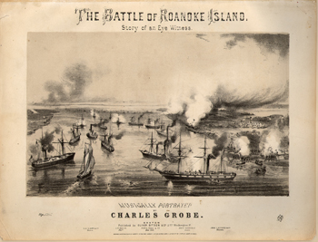 Battle of Roanoke Island