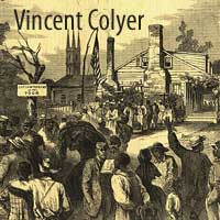 Union Army Chaplain Vincent Colyer