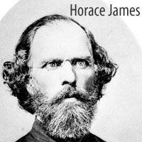 Horace James