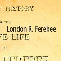 London R. Ferebee